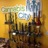 Photo taken at Cannabis City by Chris D. on 11/8/2014