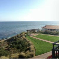 Photo taken at Terranea Resort by Donnell B. on 4/27/2013