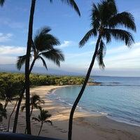 Das Foto wurde bei Mauna Kea Beach von Donnell B. am 6/10/2013 aufgenommen