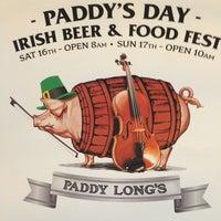 Photo taken at Paddy Long's by Ryan B. on 3/16/2013
