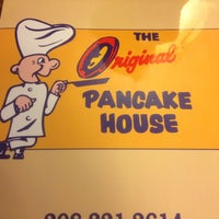 Foto tirada no(a) Original Pancake House por Kieth B. em 1/24/2014