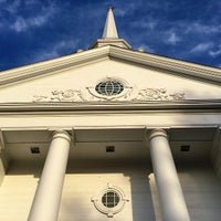 Photo taken at East Congregational Church by Jonathan B. on 11/30/2014