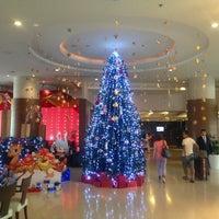 Photo taken at Grand Sukhumvit Hotel Bangkok by Вика П. on 12/31/2012