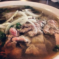 Photo taken at Pho Hong by Royce S. on 11/2/2012