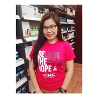 Photo taken at GNC SM Sucat by Trixie N. on 10/5/2014