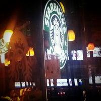 Photo taken at Starbucks by Lynn T. on 3/1/2013