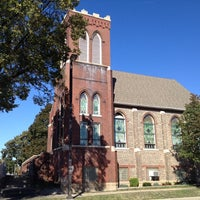Photo taken at Zion Lutheran Church In Summit Illinois by Christopher G. on 10/13/2013