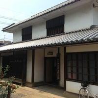 Photo taken at 磯崎眠亀記念館 by Masashige M. on 7/27/2013
