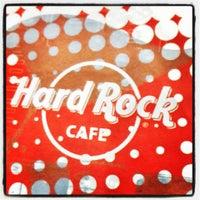 Photo taken at Hard Rock Cafe København by Handem E. on 8/8/2013