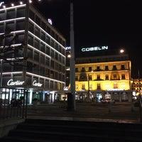 Photo taken at Женева by Dmitriy M. on 2/12/2015
