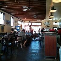 Photo taken at Atlas Cafe by Motohiro T. on 6/2/2013