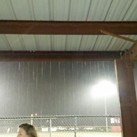 Photo taken at Trussvile Sports Complex by Keandra D on 5/29/2015