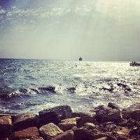Photo taken at Limassol Marina by Yulia E. on 11/18/2012