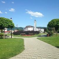 Photo taken at Šetnica by Danijela on 6/9/2013