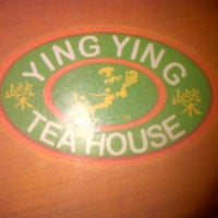 Photo taken at Ying Ying Tea House by Krizia B. on 12/27/2012
