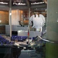 Foto scattata a Reichstag da Stephan K. il 1/25/2013