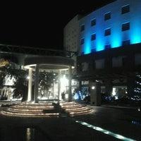 Photo taken at Club Hotel Casino Loutraki by Alexandros ☆ F. on 12/18/2012