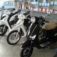 Photo taken at Auto-Moto Fotiadis by Alexandros ☆ F. on 11/17/2013