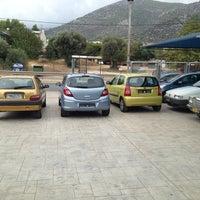 Photo taken at Auto-Moto Fotiadis by Alexandros ☆ F. on 9/2/2014