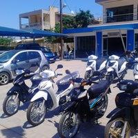 Photo taken at Auto-Moto Fotiadis by Alexandros ☆ F. on 4/30/2013
