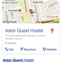 Photo taken at Astor's Quest Hotel by Peung P. on 3/26/2013