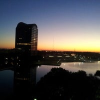 Photo taken at Omni Mandalay Hotel at Las Colinas by Clancy C. on 11/13/2012
