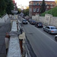 Снимок сделан в Октябрьский взвоз пользователем Sergey S. 9/25/2013
