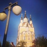 Снимок сделан в Октябрьский взвоз пользователем Sergey S. 9/22/2014