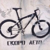 Снимок сделан в Октябрьский взвоз пользователем Sergey S. 8/14/2013
