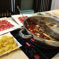 Foto tomada en Little Sheep Chinese Shabu Shabu  por Budi P. el 7/6/2013