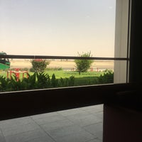 Photo taken at Airport Lounge by Moudi A. on 9/16/2017