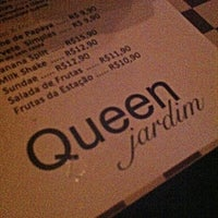 Foto tirada no(a) Queen Jardim por Woody L. em 1/7/2013