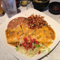 Photo taken at Croc's Mexican Grill by Alex G. on 4/13/2013