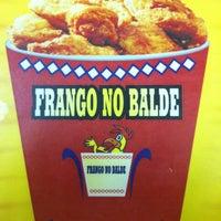 Photo taken at Frango no Balde by Juninho D. on 1/8/2013