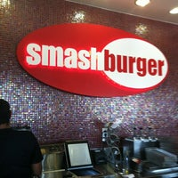Photo taken at Smashburger by Rosalyn on 11/29/2012