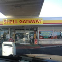 Photo taken at Shell Gateway by Kyle Y. on 11/25/2012