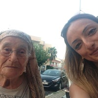 Photo taken at Meşhur Adıyaman Çiğ Köftecisi Side by Pınar Ş. on 8/14/2014