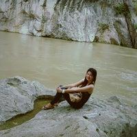 Photo taken at minalungao by REICO ✅ on 1/13/2013