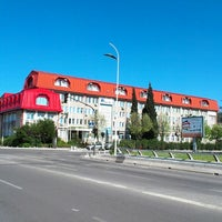 Photo taken at Ekonomski fakultet by Igor M. on 4/15/2013