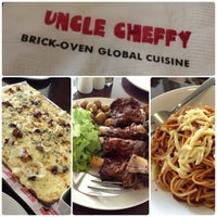 Photo taken at Uncle Cheffy by Renz R. on 4/27/2013
