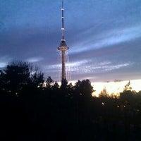 Photo taken at Karolina Hotel by Павел К. on 12/30/2012