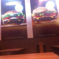 Photo taken at Burger King by Danielly S. on 5/27/2013