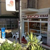 Photo taken at Pizzeria Kebab Zico by Danjel R. on 2/15/2013