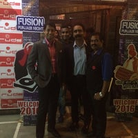 Photo taken at rude Lounge -Thane by Gurmeet S. on 12/31/2015