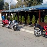 Photo taken at Caffe 501 by Dusan Z. on 10/18/2014