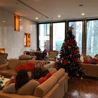 Photo taken at Hotel Maya Sky Lounge by Christopher John A. on 1/1/2018