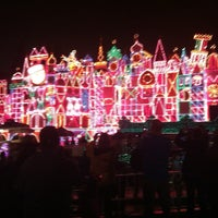 Photo taken at It's a Small World by Scott T. on 12/1/2012