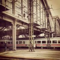 Das Foto wurde bei Leipzig Hauptbahnhof von Christian S. am 4/30/2013 aufgenommen