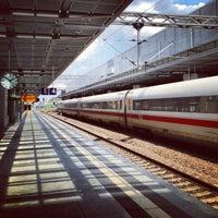 Photo taken at Bahnhof Berlin Südkreuz by Christian S. on 6/16/2013
