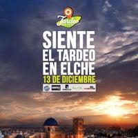 Photo taken at Tardeo Elche by Oscar B. on 12/12/2014
